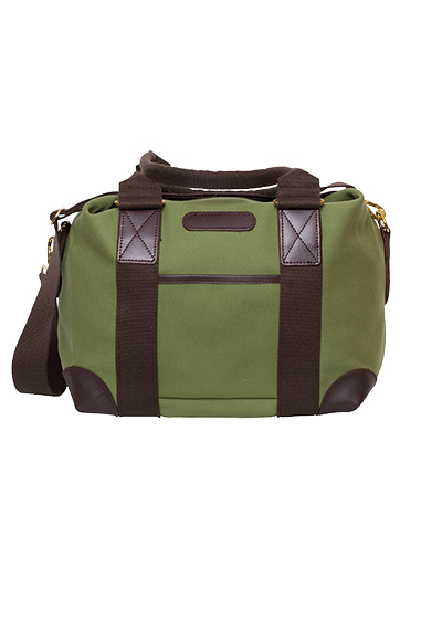 Small Holdall Green